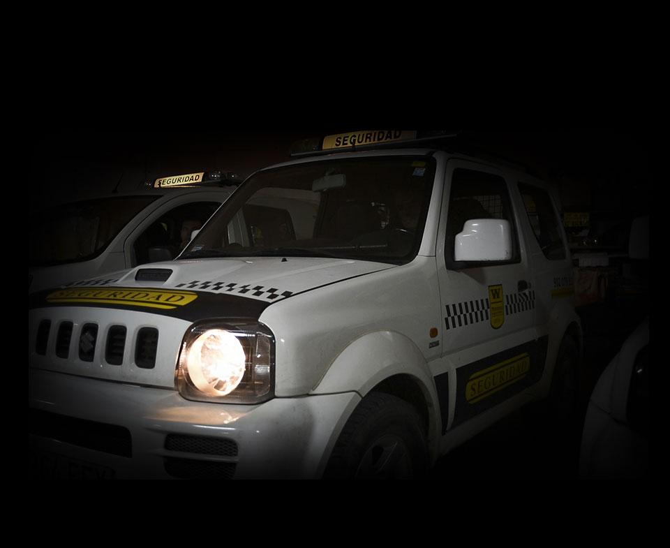 Servicios de seguridad para poligonos