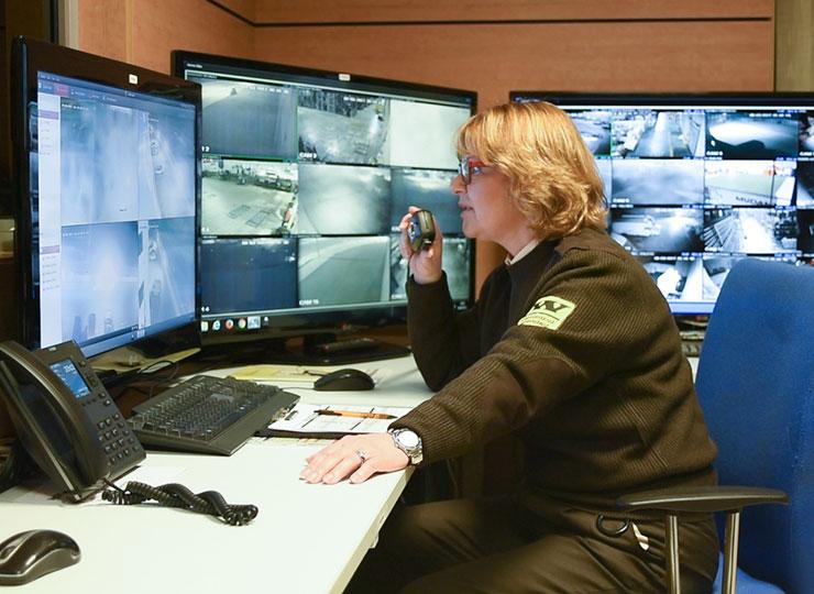 Personal operativo de seguridad Wincontrol