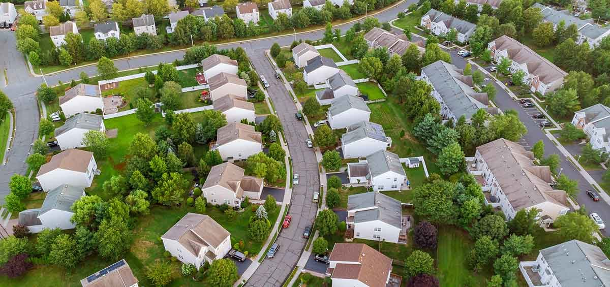 Robo en urbanizaciones