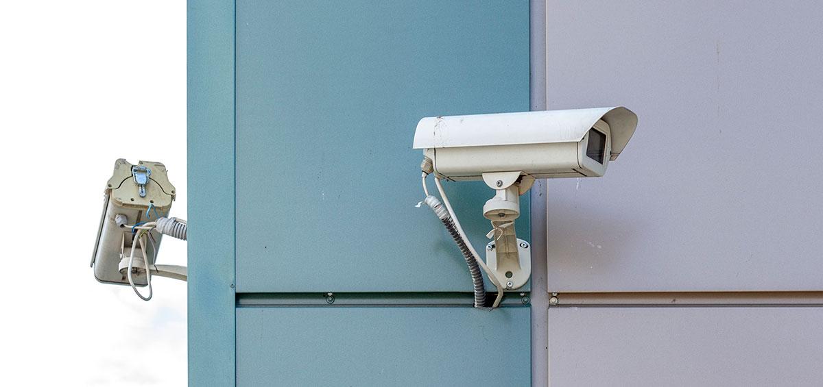 Vigilancia en polígonos