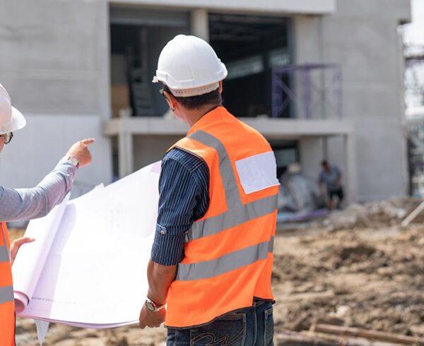Sabes qué puedes instalar un sistema de seguridad durante la fase de construcción