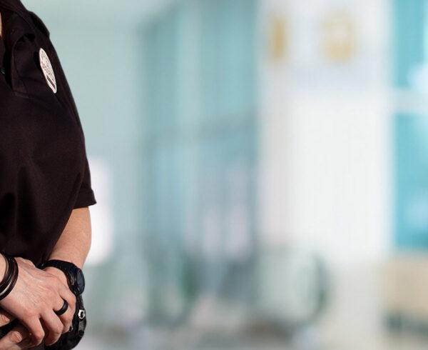 Seguridad privada en hospitales durante el Covid