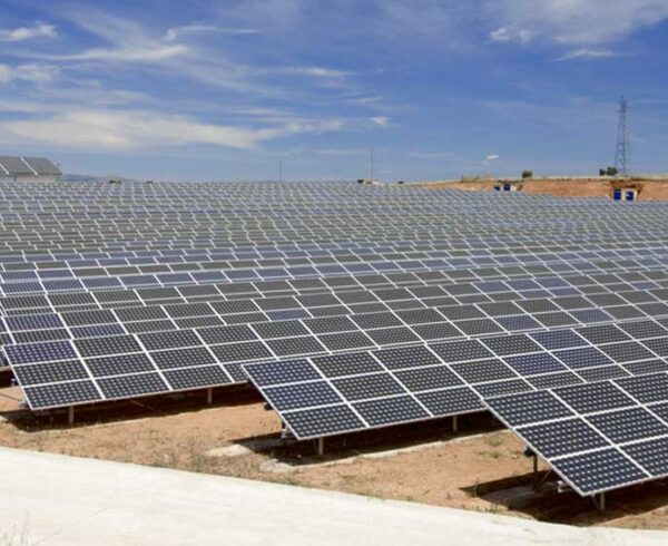 Seguridad para plantas fotovoltaicas